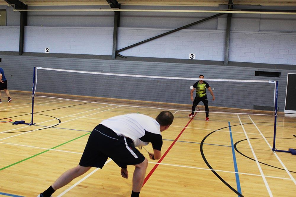 Sandylands Sports Centre, Skipton Badminton