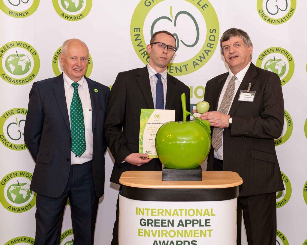 Sandylands Green Apple Awards
