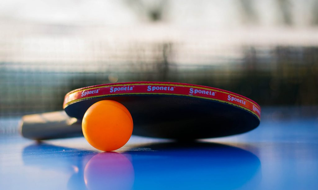 Sandylands sports centre skipton table tennis